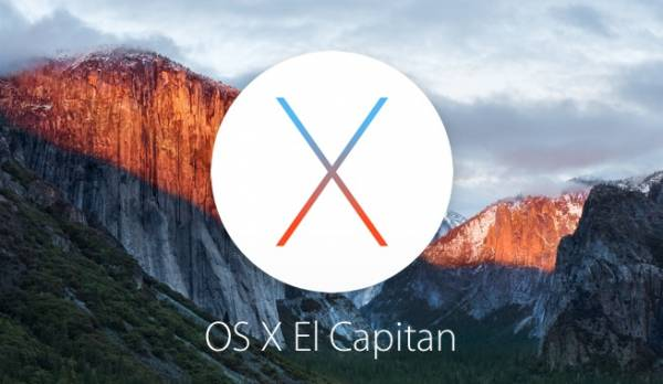 OSX El Capitan, Marca Registrada de Apple Inc.